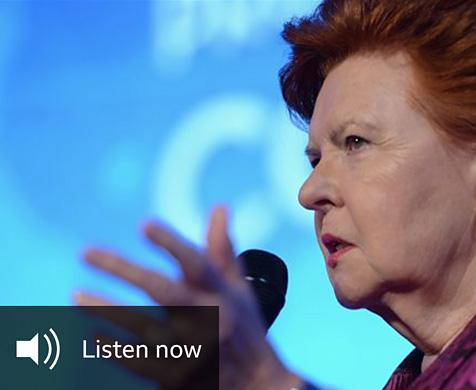 Vaira Vike-Freiberga, the first female president of Latvia, tells her extraordinary life story.
